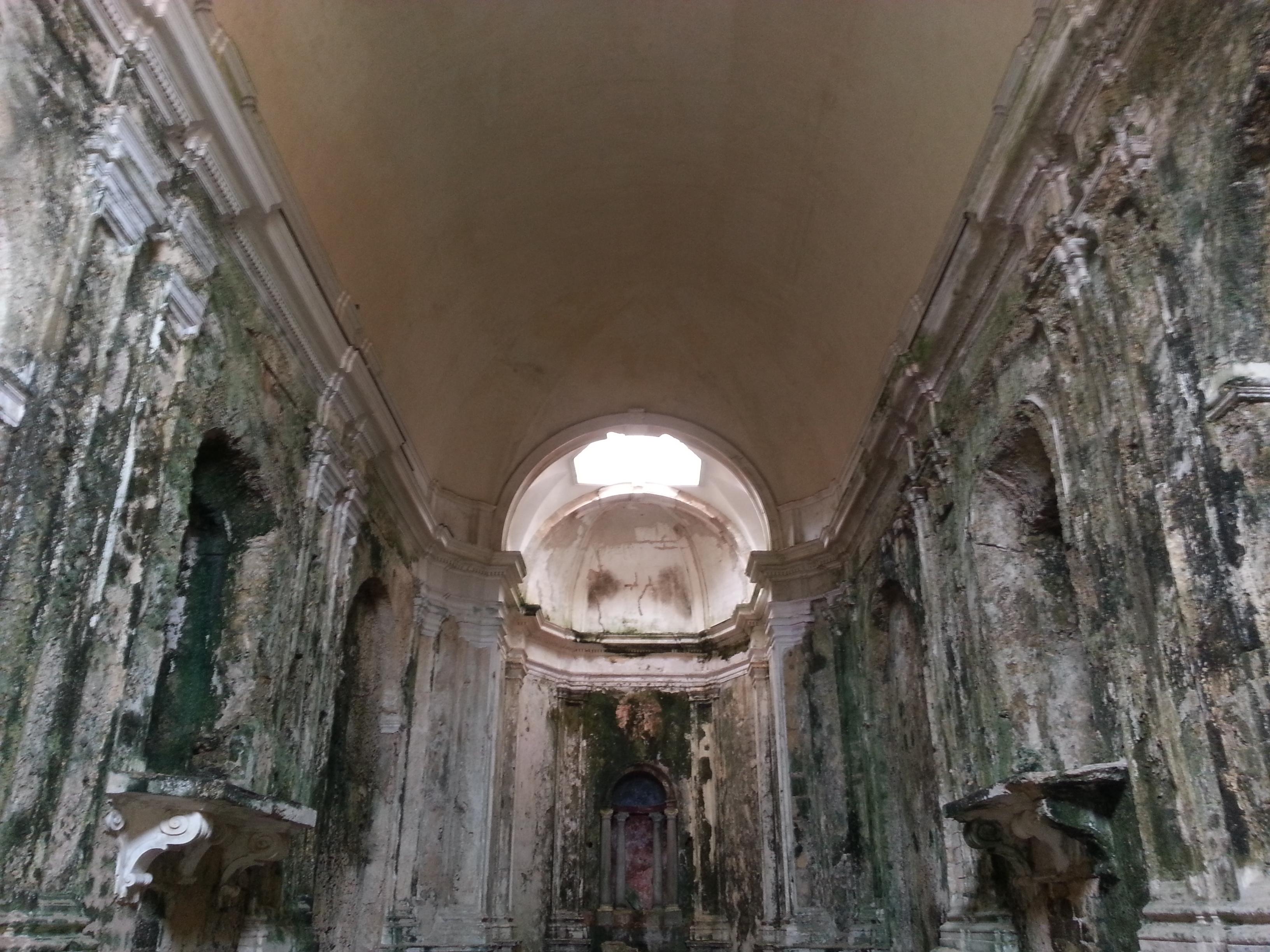 Santa Maria della Grotta: servono sette milioni per il restauro