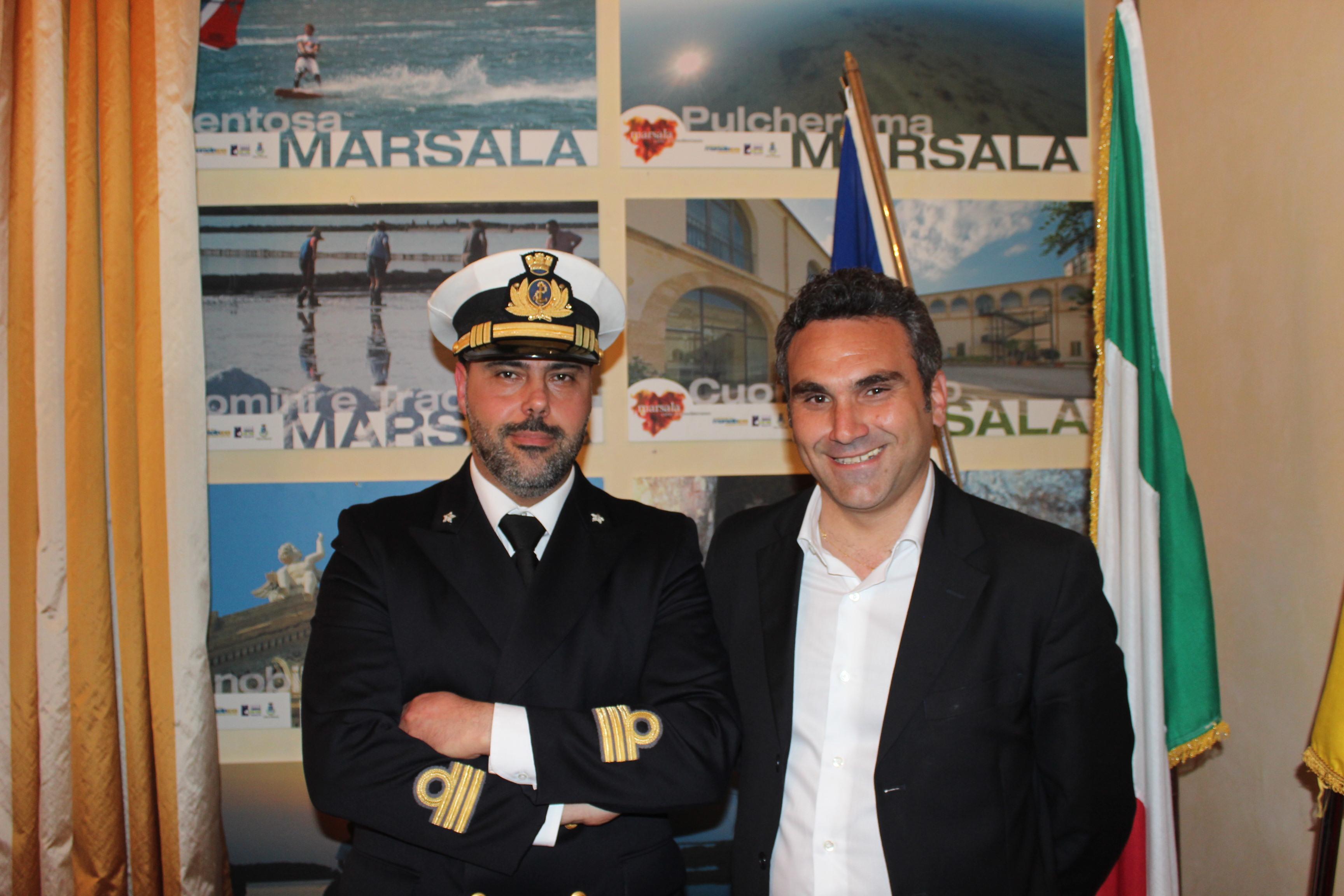 Raffaele Giardina e Enzo Sturiano