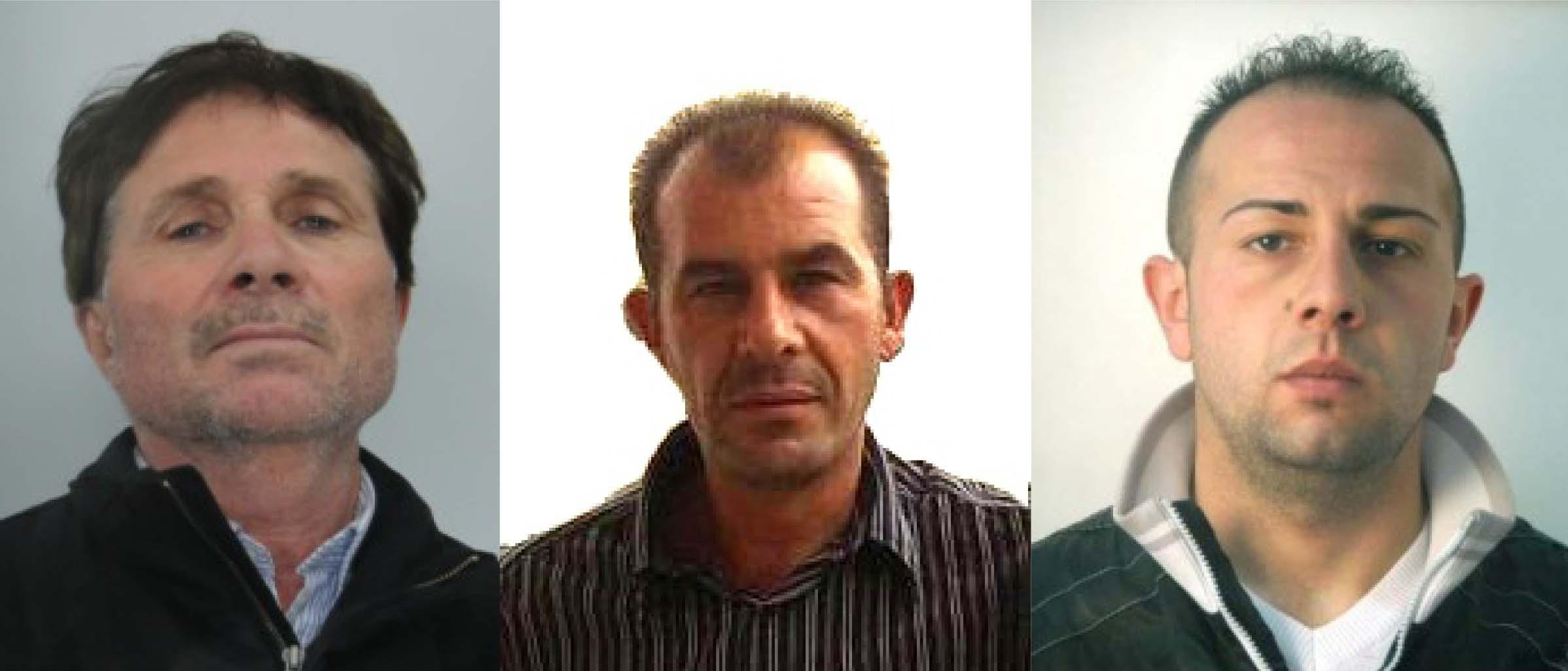 Polizia di Trapani: arresti domiciliari per tre persone accusate di furto aggravato