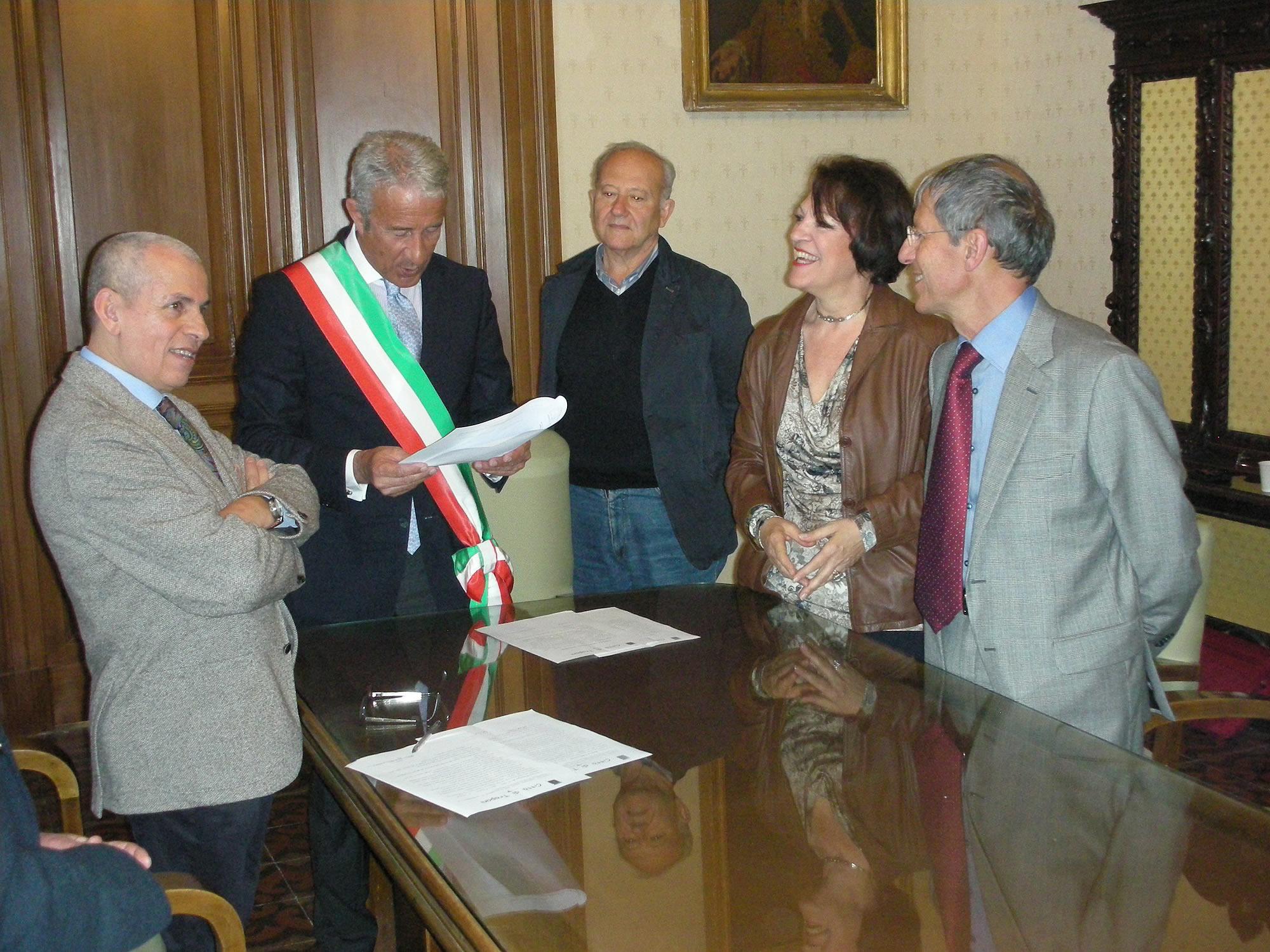 I due nuovi assessori della giunta Damiano sono Giannitrapani e De Maria