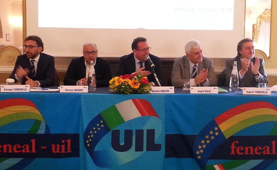 Feneal Uil: il marsalese Giuseppe Tumbarello è il nuovo segretario provinciale