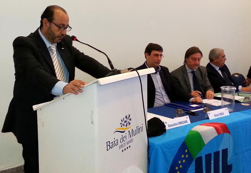 Uilpa Trapani: Veneziano confermato segretario generale
