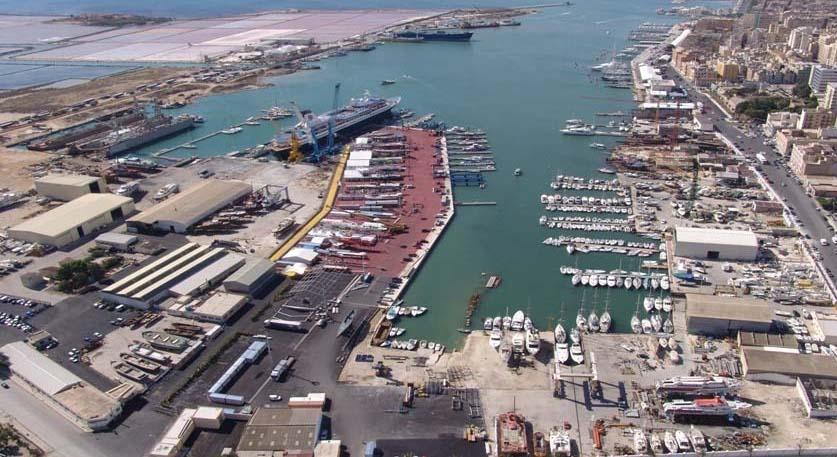 """Riforma delle autorità portuali. Bongiorno: """"Preoccupazione per il porto di Trapani"""""""