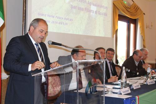 Agroalimentare: Tommaso Macaddino confermato segretario generale Uila Trapani