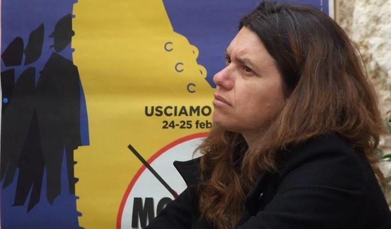 """Paola Sobbrio: """"Il Parlamento Europeo è l'istituzione più importante. Diremo la nostra e punteremo sulla trasparenza"""""""