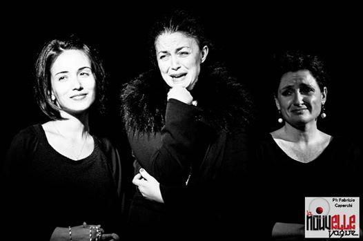 Luana Rondinelli e Accura Teatro