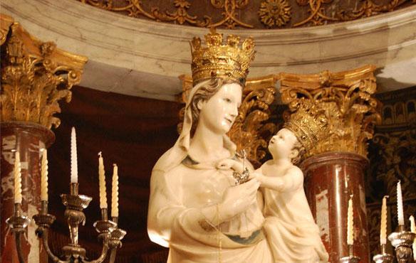Il programma delle feste patronali dedicate a Sant'Alberto e alla Madonna di Trapani