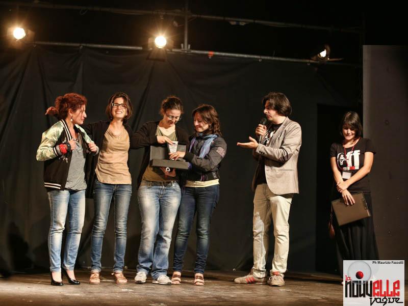 """Le marsalesi Luana Rondinelli e Claudia Gusmano premiate al Fringe Festival con la compagnia """"Accura Teatro"""""""