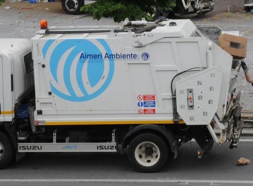 """Uil: """"Mezzi vecchi e sporchi all'Aimeri Ambiente"""". Preoccupano le condizioni igieniche dei luoghi di lavoro"""