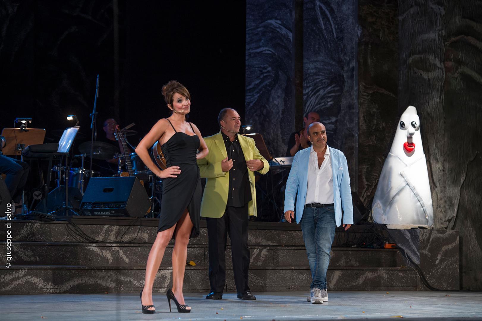 """Taratapunziè, sul palco dell'Ente Luglio Musicale per dire """"no"""" alla violenza"""