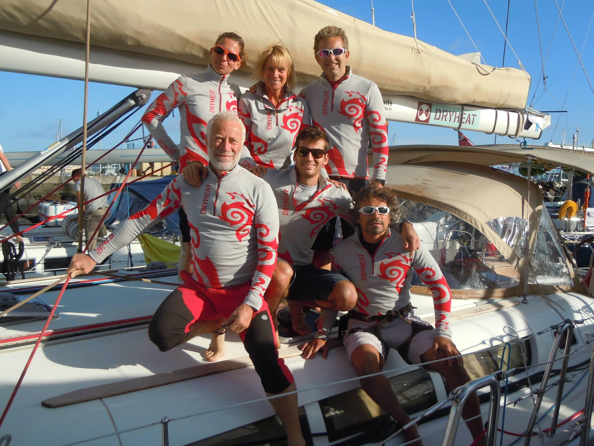 La barca marsalese Hiera vince l'Atlantic Rally: percorse 2700 miglia in 16 giorni