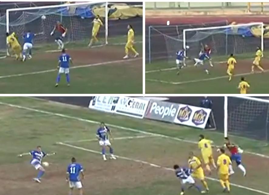 Il Marsala calcio si aggiudica il derby con il Mazara e va in fuga