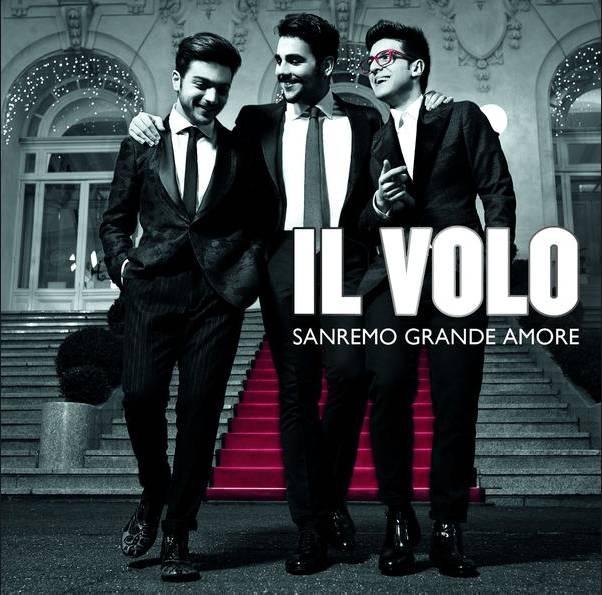 """""""Il Volo"""" di Boschetto al Festival di Sanremo con """"Grande amore"""". Radio Itaca seguirà la diretta dal Teatro Ariston. Ecco il testo della canzone"""