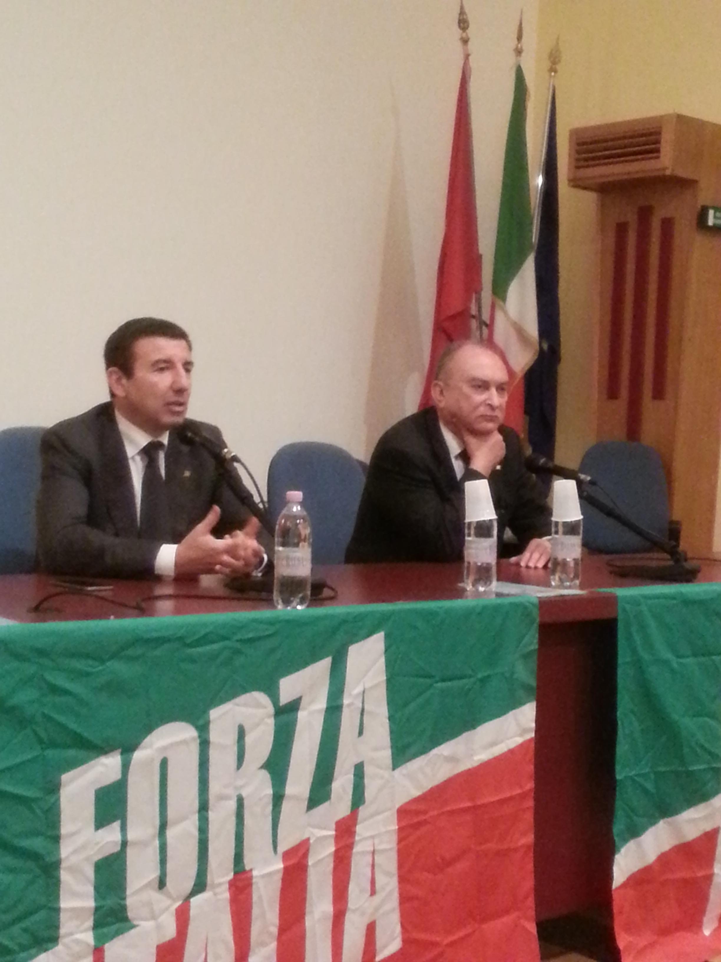 """Forza Italia: """"Presenteremo un nostro candidato a sindaco"""". D'Alì boccia Grillo: """"E' stato con il centrosinistra"""""""