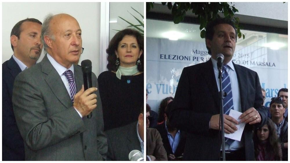 Di Girolamo e Grillo (tra presenze ed assenze) hanno inaugurato i loro comitati elettorali