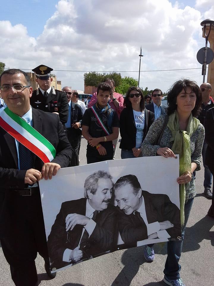 Petrosino, grande partecipazione al 2° Corteo della Legalità