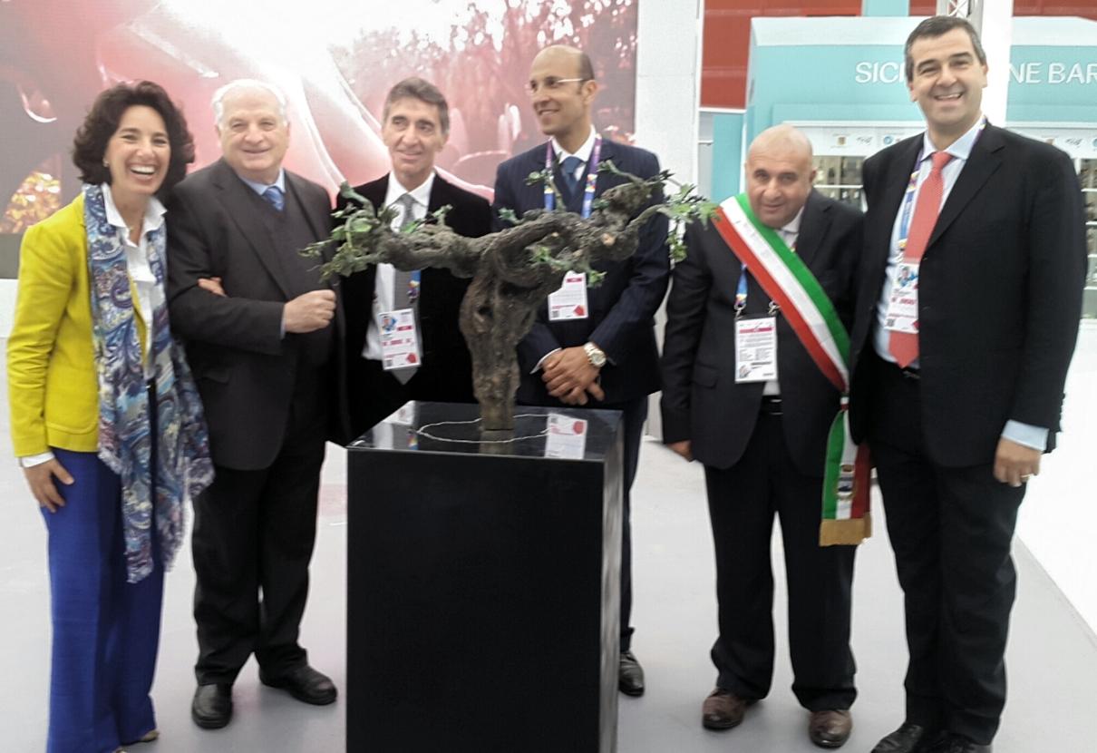 La marsalese Josè Rallo di Donnafugata è la prima madrina del Cluster Bio-Mediterraneo all'Expo di Milano