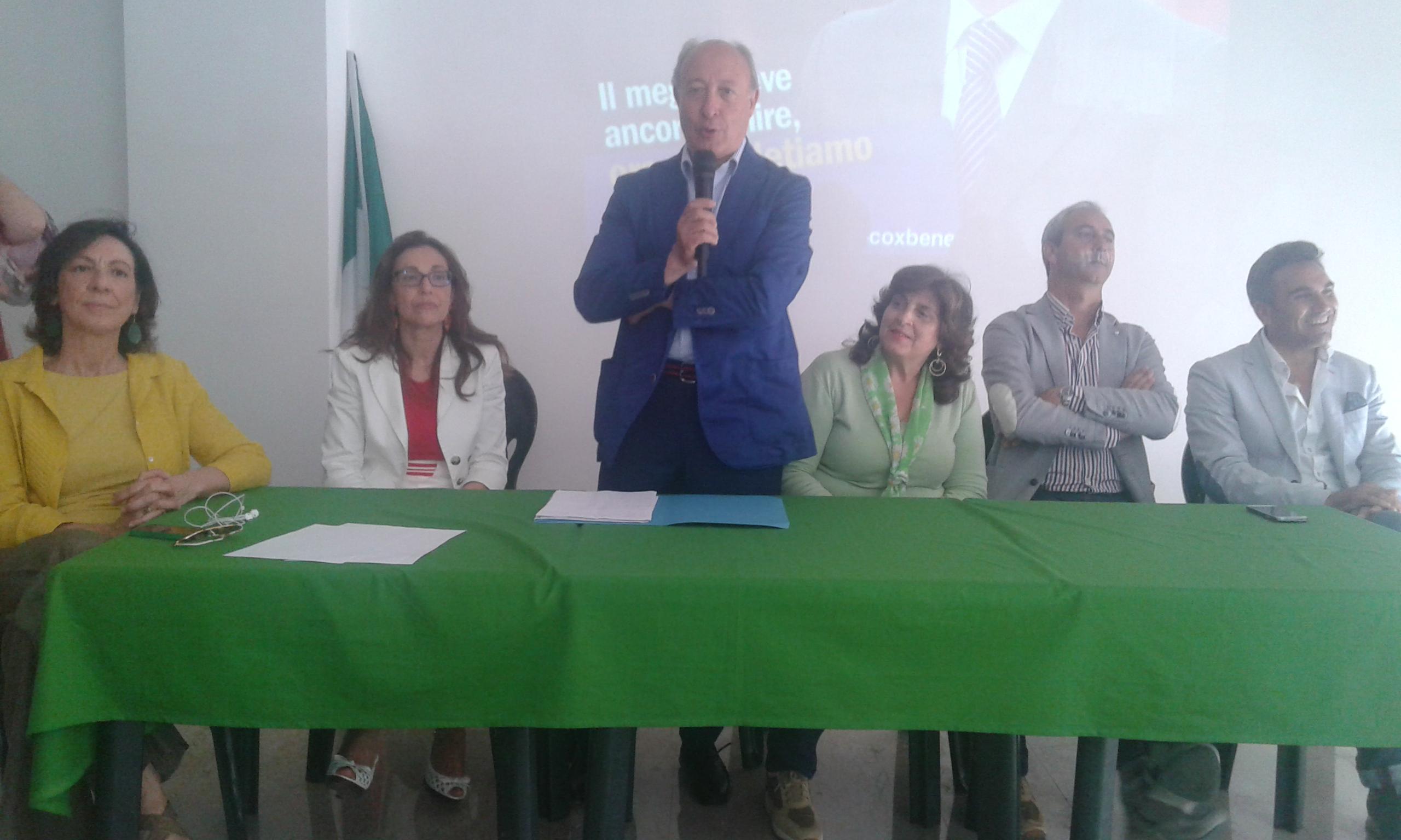 """Alberto Di Girolamo: """"Vinceremo al secondo turno"""""""