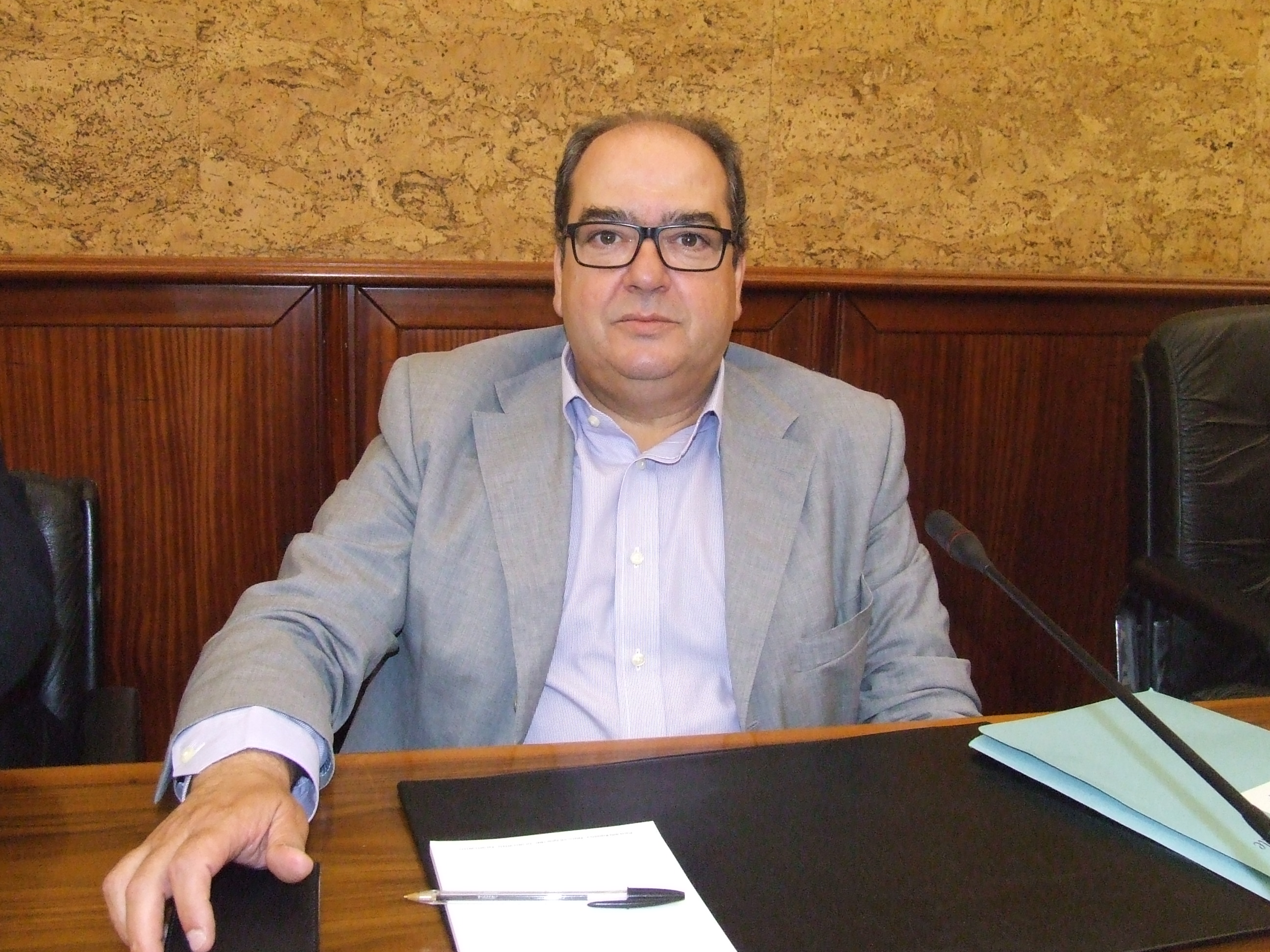 Dopo l'intervento chirurgico ci scrive il consigliere Giovanni Sinacori