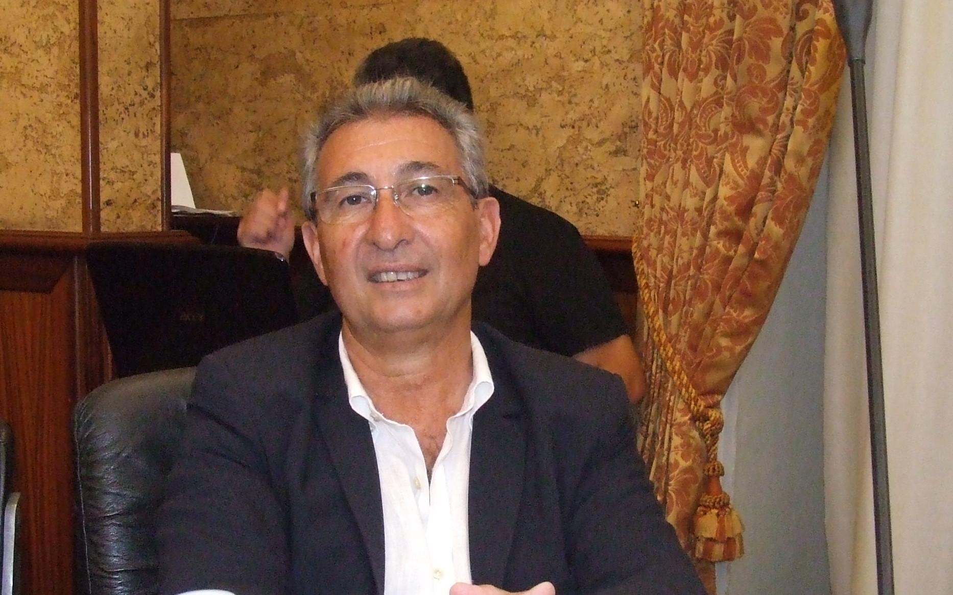 """Pino Milazzo: """"Lavoriamo per un' alternativa moderata al sindaco"""""""