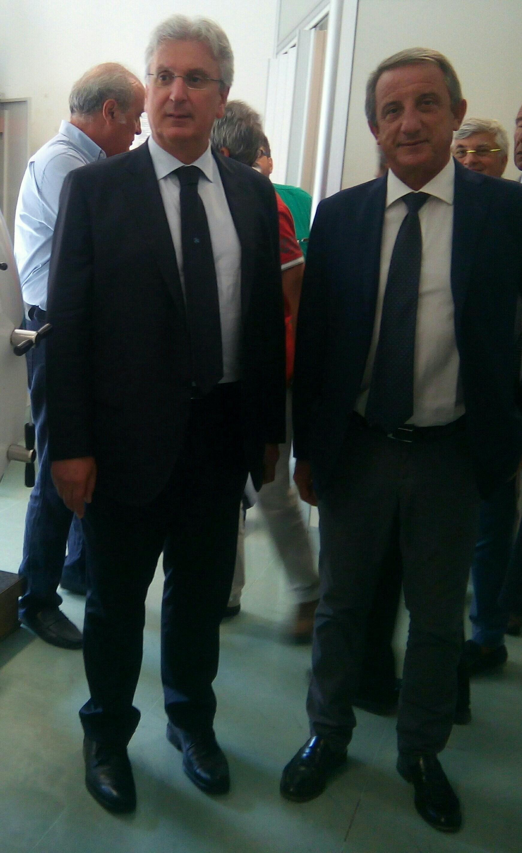 VISITA DELL'ASSESSORE REGIONALE ALLA SALUTE ALL'OSPEDALE DI PANTELLERIA