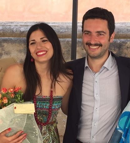 Lijia e Vincenzo oggi sposi!
