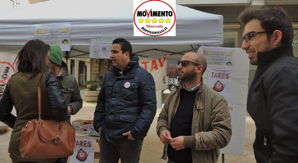 Domani in piazza Dittatura Garibaldina il Movimento 5 Stelle incontra i cittadini