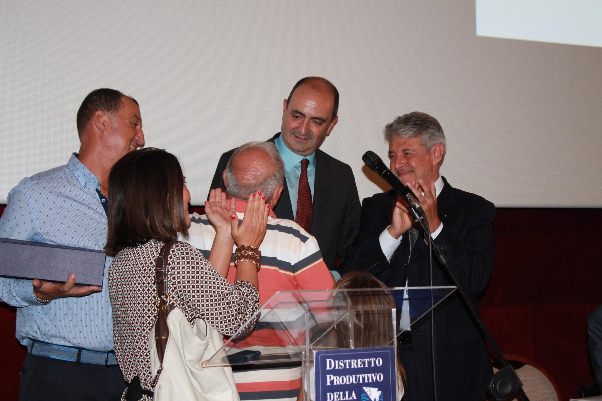 """All'ambasciatore Guido De Sanctis il Premio """"Blue Sea Land"""". A Mazara 42 delegazioni internazionali"""