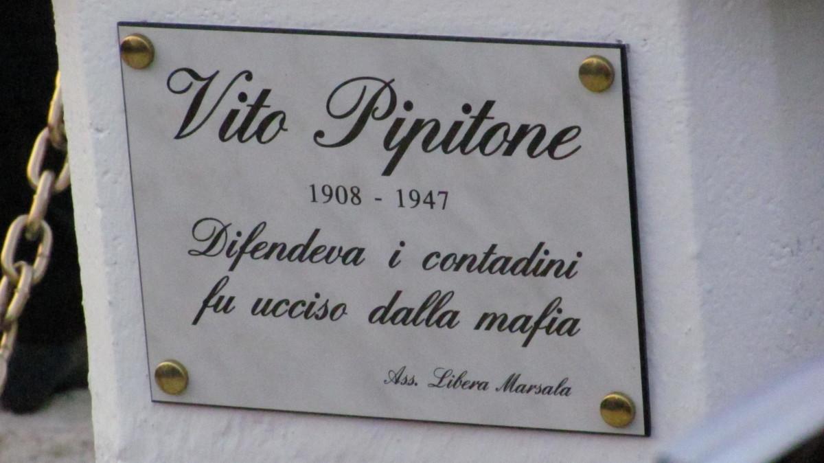 Libera ricorda Vito Pipitone, il sindacalista marsalese ucciso dalla mafia 68 anni fa