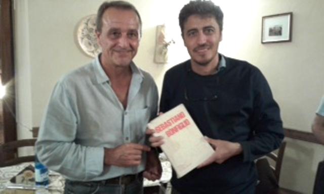 """Si concludono a Erice le riprese del film di Pif. Tranchida: """"la città dedica l'opera a Sebastiano Bonfiglio"""""""