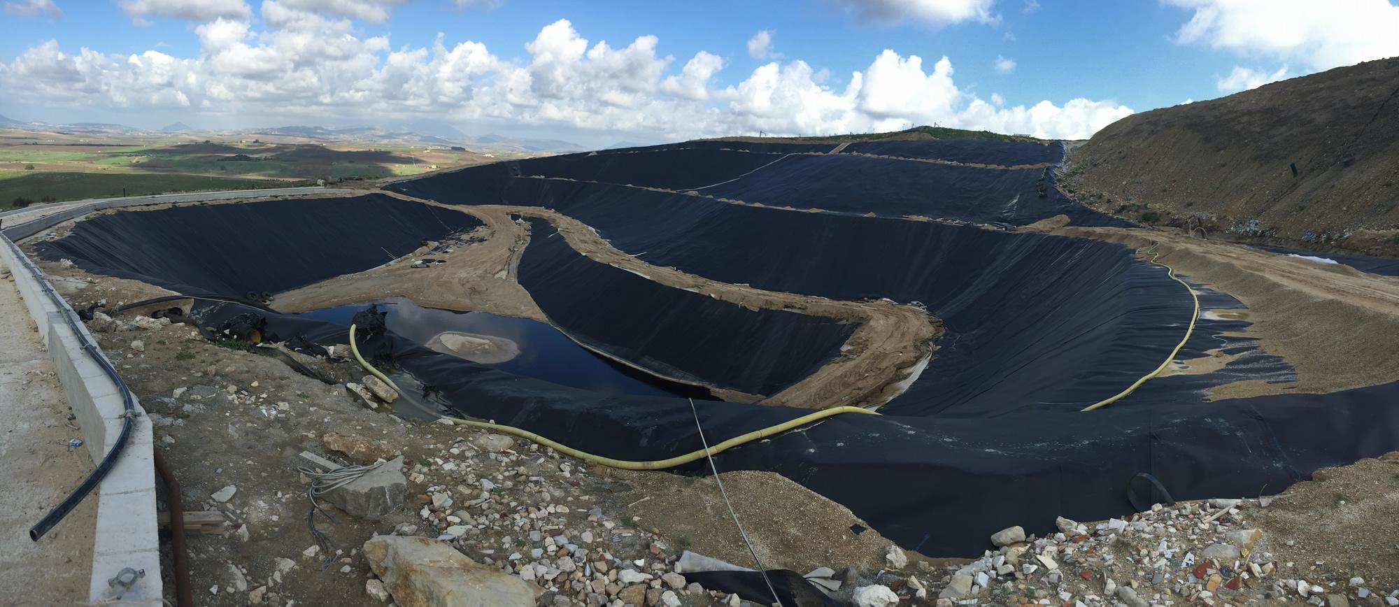 La discarica di Borranea chiude per saturazione, dove vanno i rifiuti?