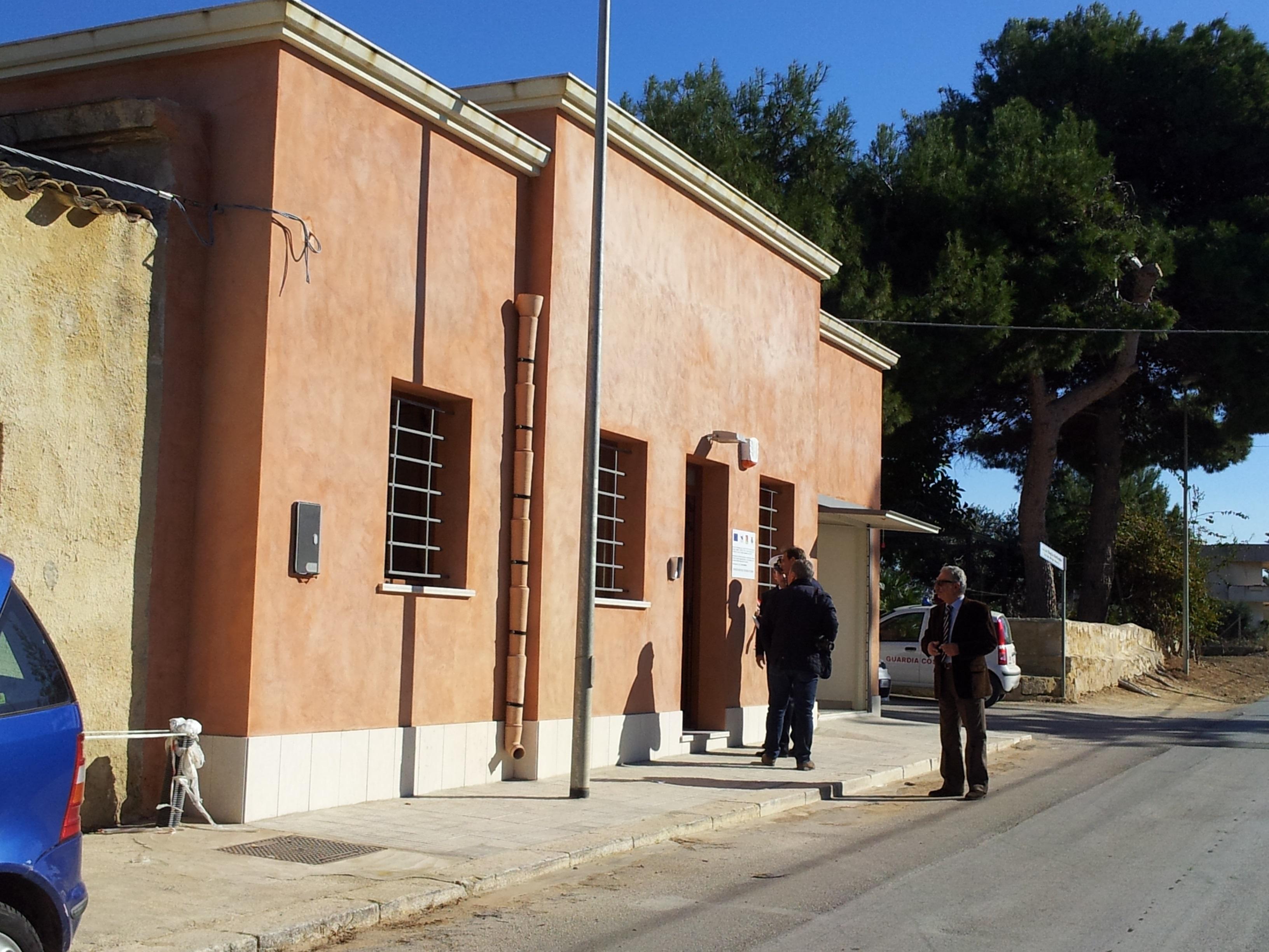 Torna a rivivere la Casa Cantoniera di Birgi: è la sede delle Guardie dello Stagnone