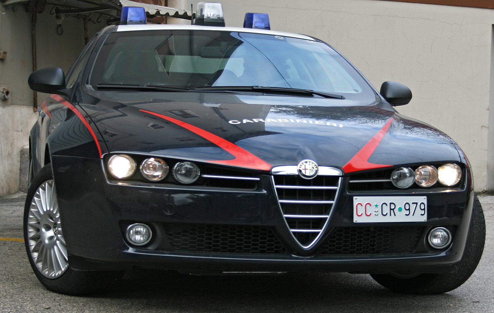 Castelvetrano: maltrattava la convivente incinta, i carabinieri arrestano un ambulante