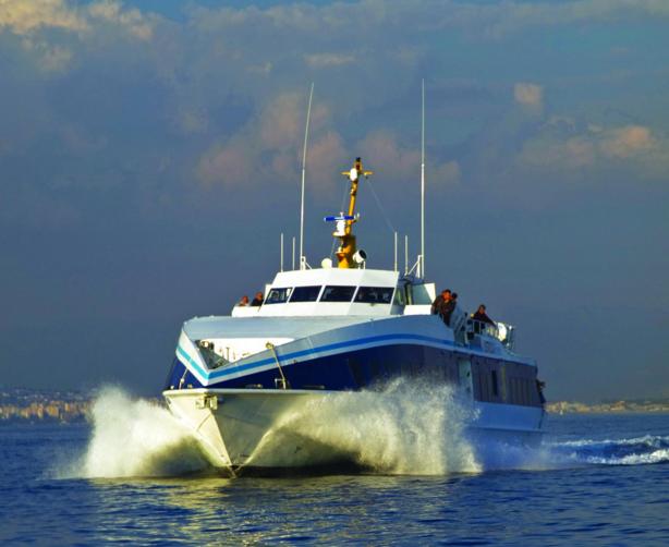 Ustica Lines acquisisce la Siremar e cambia nome: sarà Libertylines
