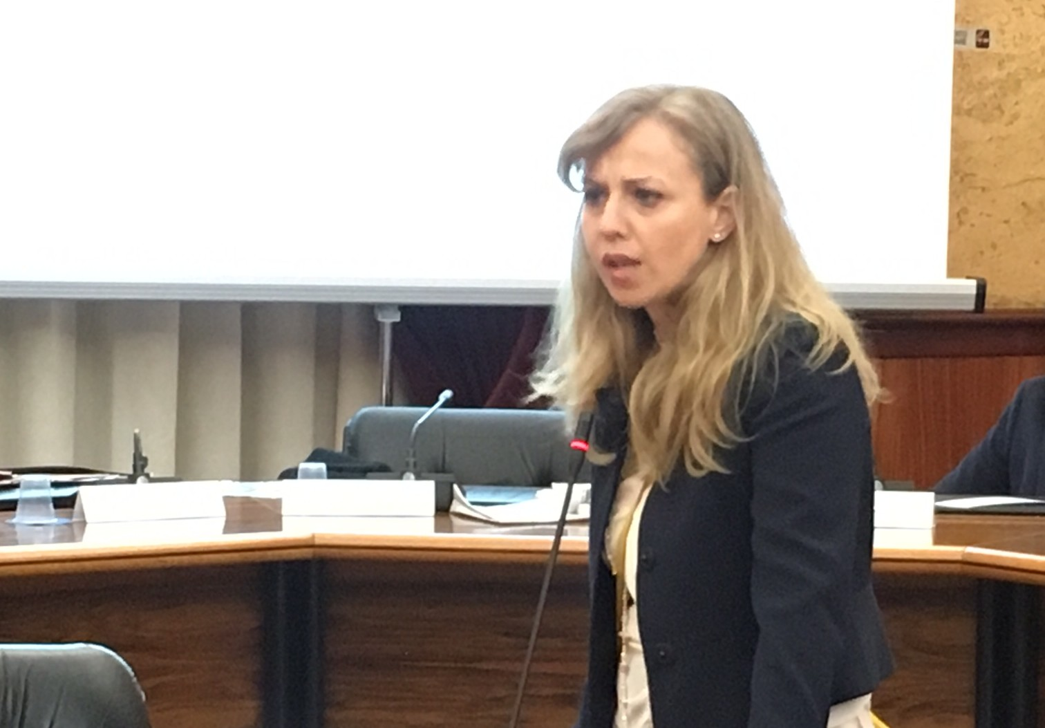 """""""Galleria di Segesta pericolosa"""": Valentina Palmeri presenta un'interrogazione per conoscere le ragioni dei ritardi nei lavori"""