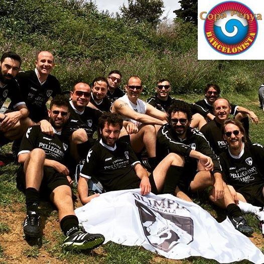 """Bella esperienza dell'Olimpia Marsala alla """"Copa Barcelonista"""". Si separano le strade di mister Picciotto e del Marsala Futsal"""