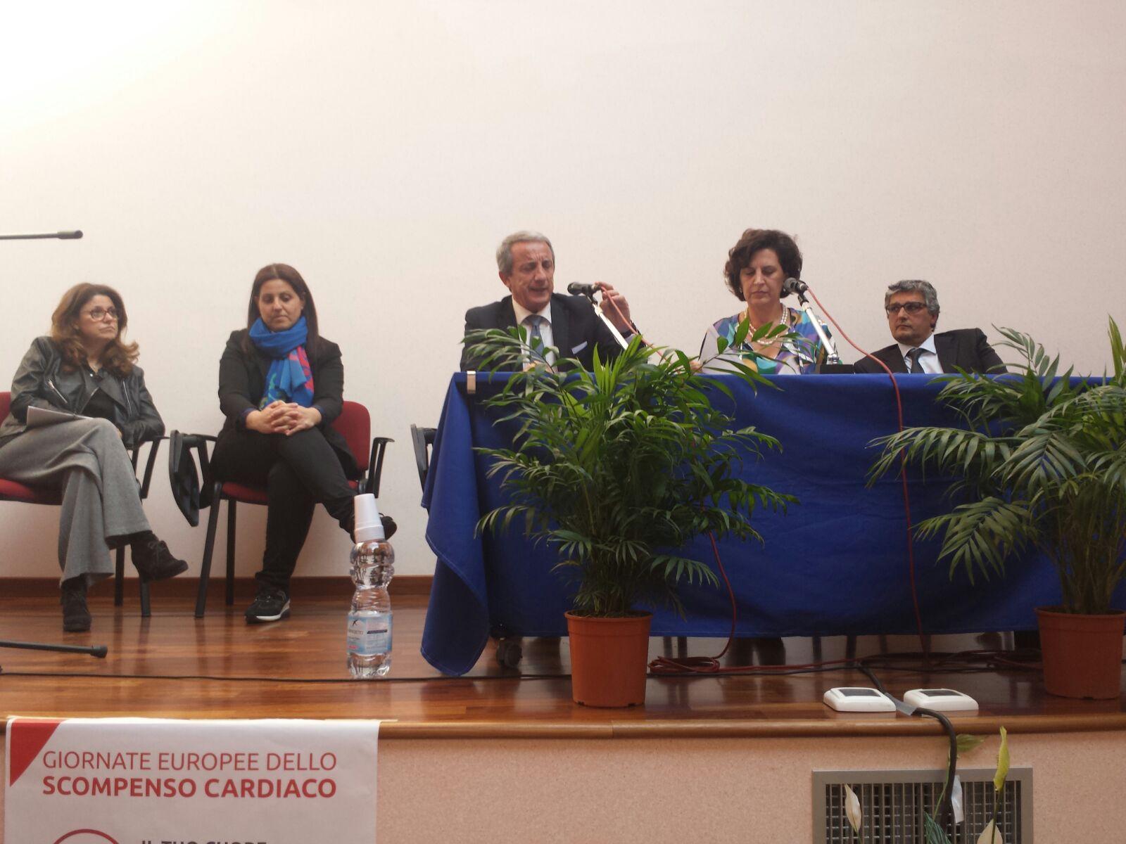 Giornate europee sullo scompenso cardiaco: gli incontri a Mazara