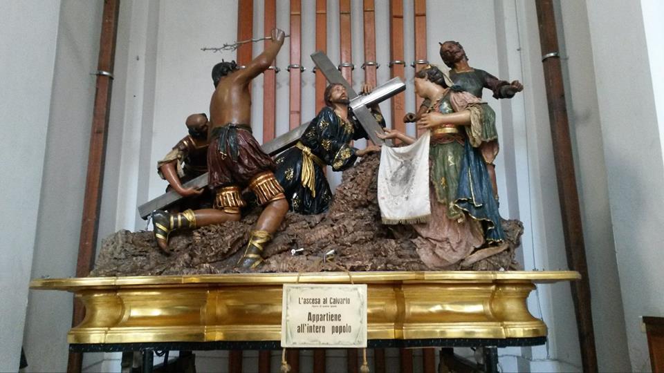 La Settimana Santa a Trapani: il programma e l'itinerario della Processione dei Misteri