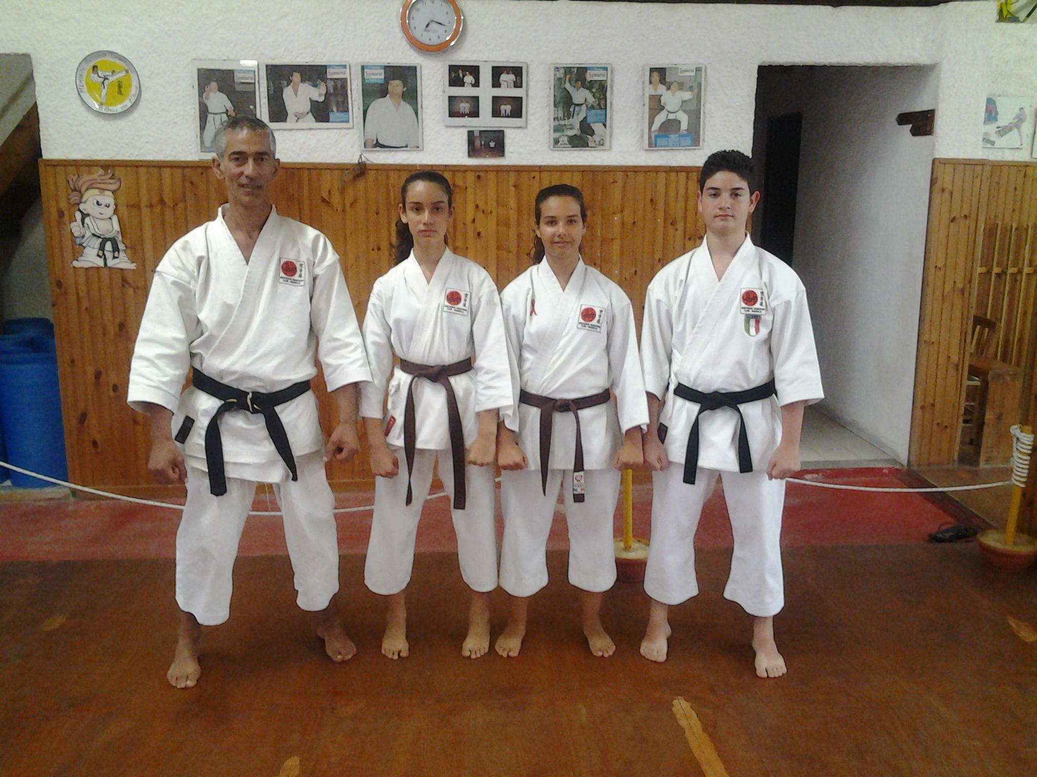 La Shotokan di Marsala verso il Fujimura Cup di Baden