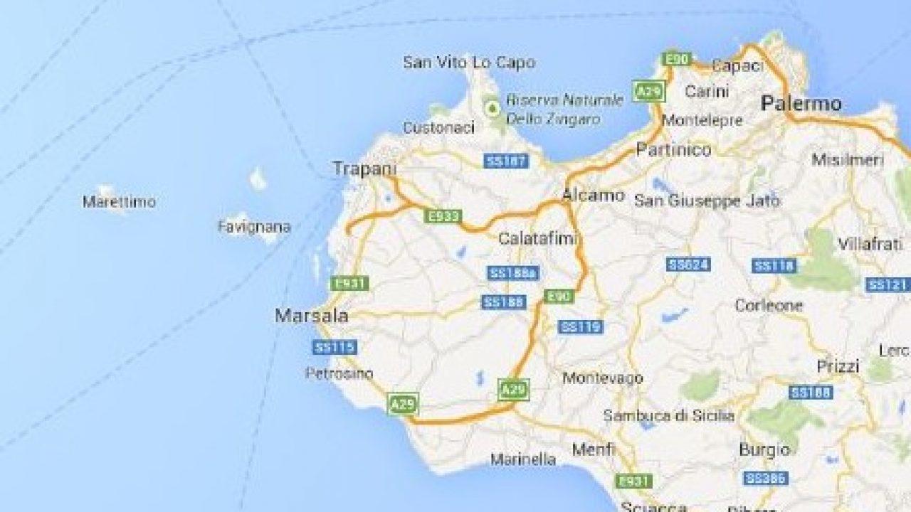 Cartina Turistica Sicilia Occidentale.Distretto Turistico Sicilia Occidentale Accanto Al Settore Turistico E Ristorazione Al Via La Protesta