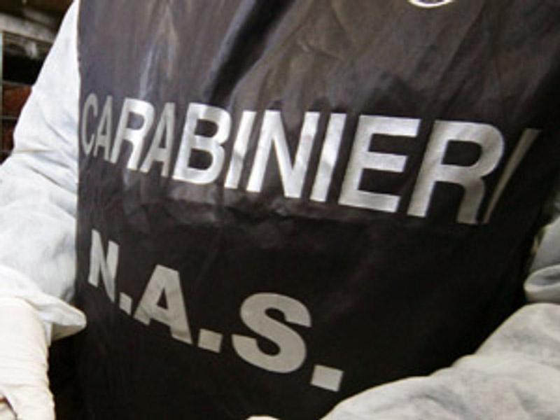 Operazione dei Nas in locali e aziende del trapanese: sequestrate 70 tonnellate di alimenti