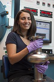 Alla scienziata marsalese Anna Grassellino il prestigioso IEEE Past Awards 2016