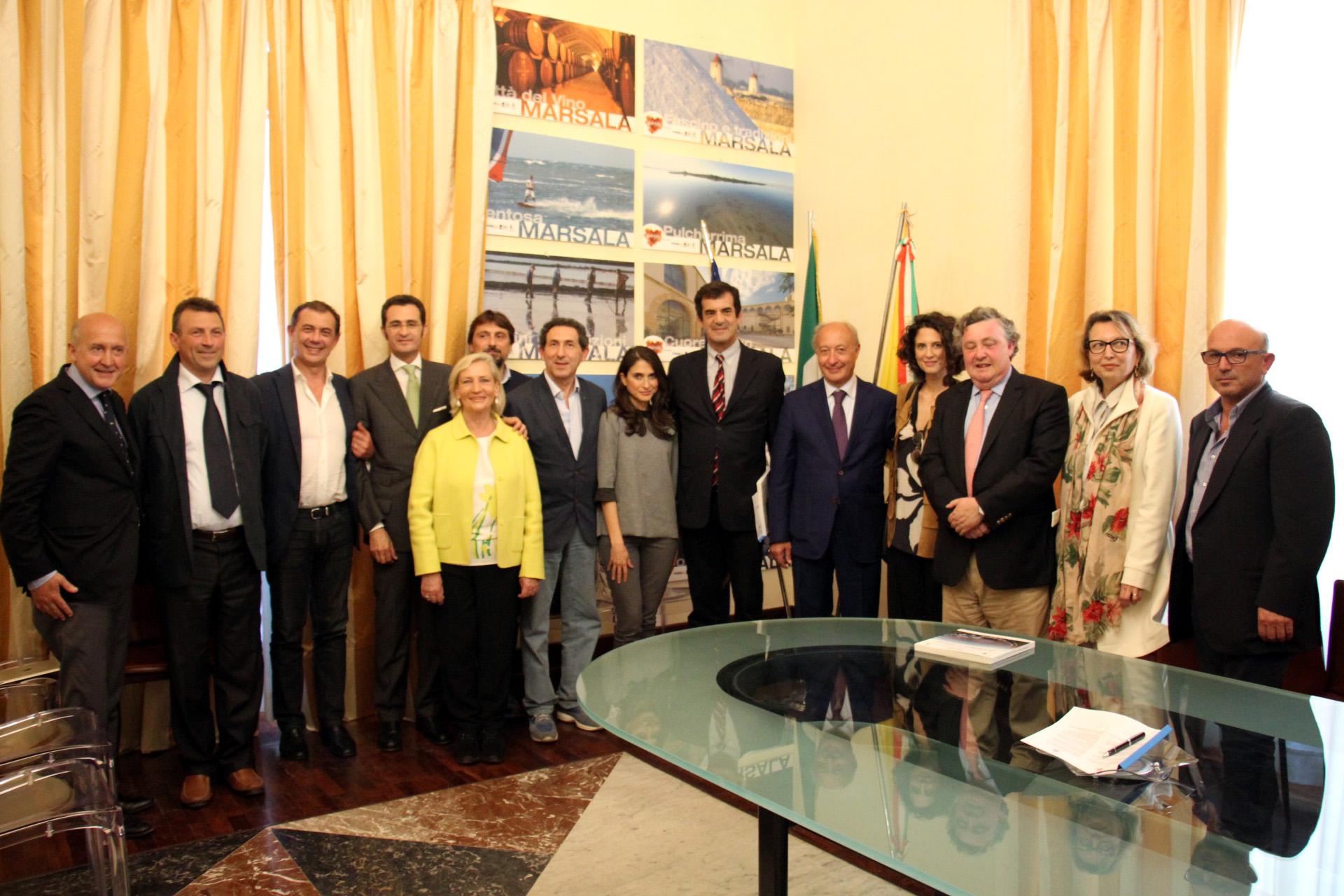 """Marsala e Porto stringono un gemellaggio: """"Insieme per la cultura"""""""