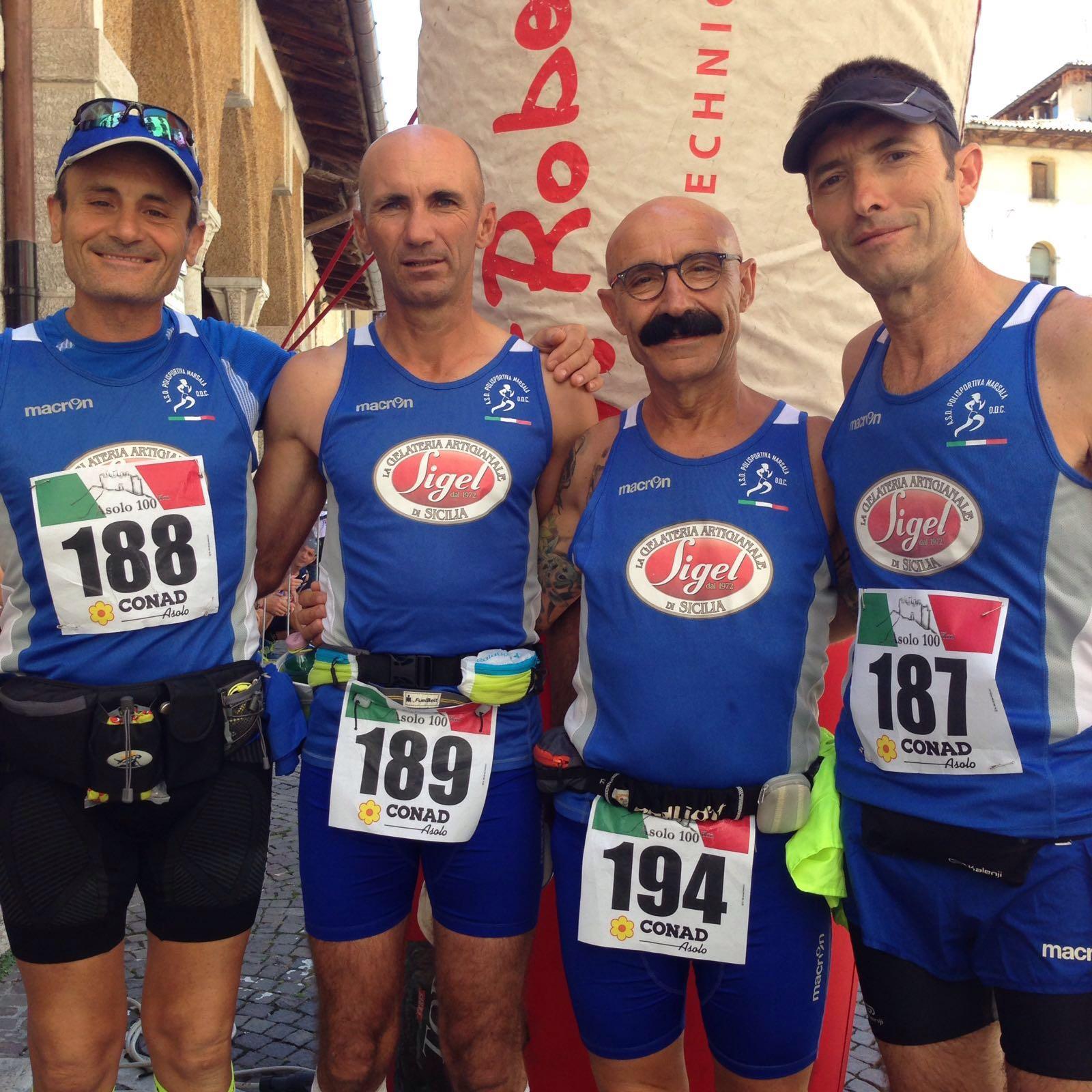 Marsala Doc: Michele D'Errico campione italiano Iuta Ultramaratona