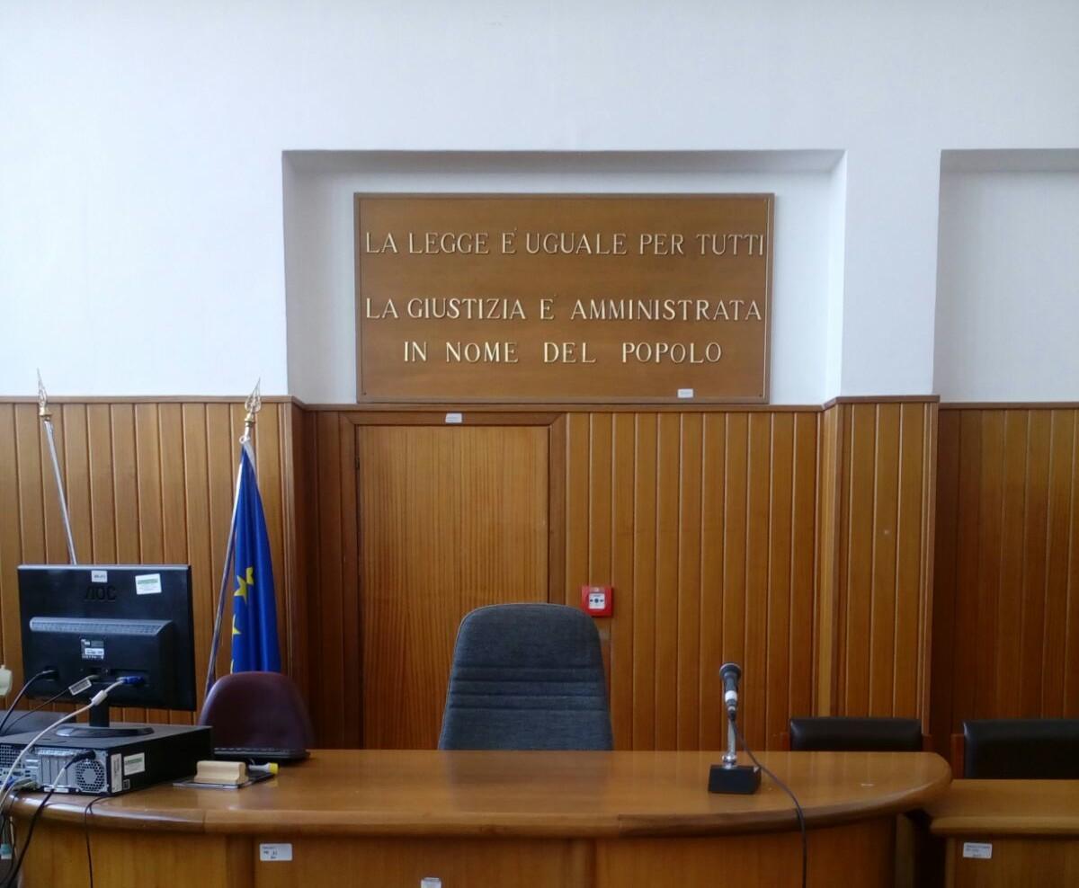 Rinviata l'udienza del processo per voto di scambio ad Alcamo a carico di Nicolosi