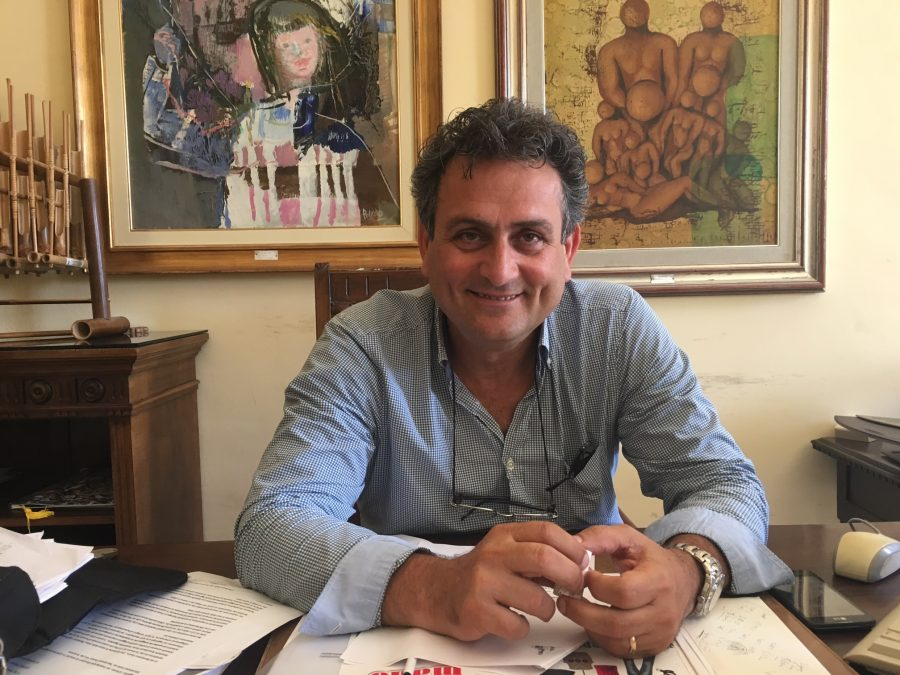 """Il vice sindaco Agostino Licari: """"La situazione della raccolta differenziata è in netto miglioramento"""""""