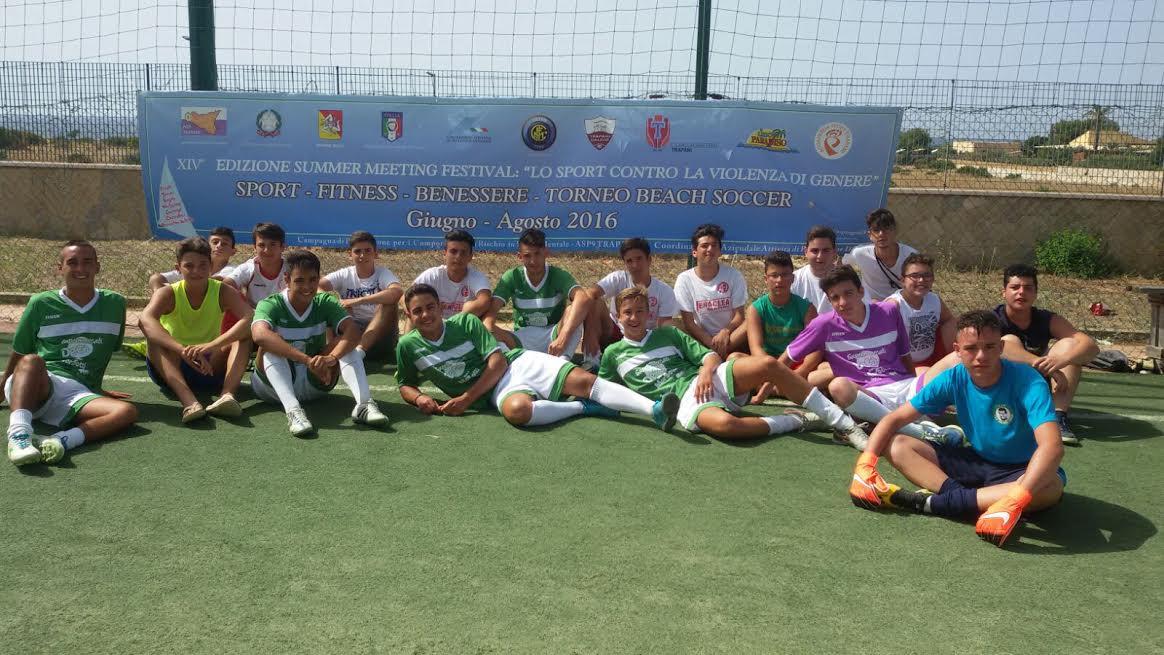 L'Asp di Trapani organizza il Summer Meeting Festival: lo sport contro la violenza di genere