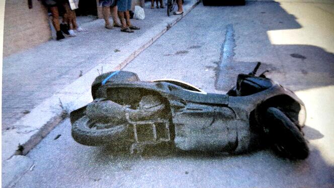 Con lo scooter contro un'auto in sosta: muore un 44enne marsalese
