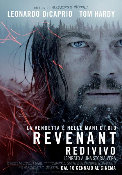 """Cinema Sotto le Stelle: a San Pietro Di Caprio con """"Revenant"""""""
