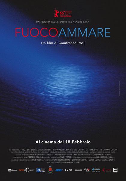 """Cinema Sotto le Stelle: questa sera il film di Spielberg, domani """"Fuocoammare"""" di Rosi"""